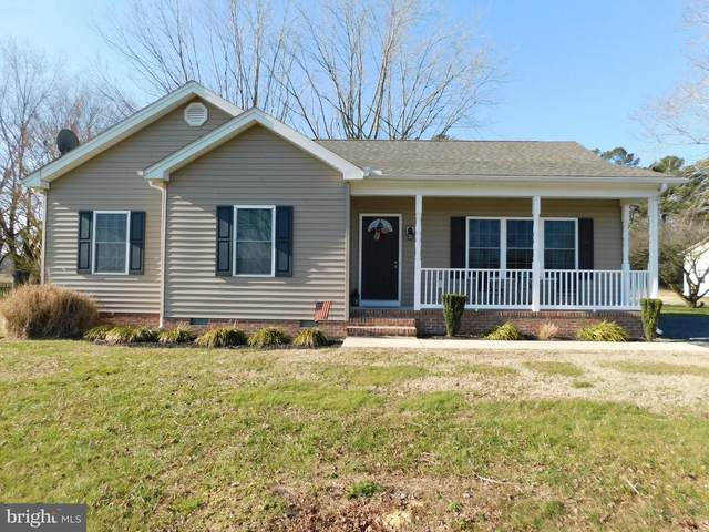 3596 Milton Mill Road, FRUITLAND, MD 21826 (#MDWC111242) :: The Mike Coleman Team