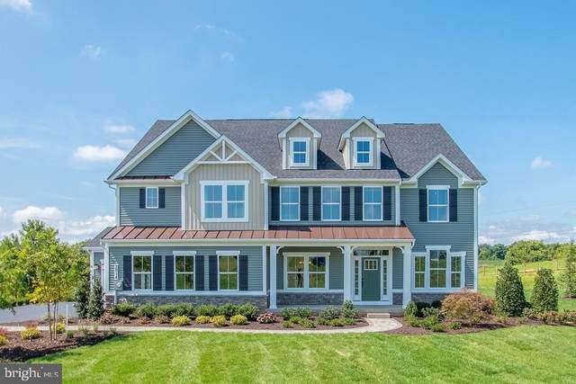 214 Brashears Court, WALKERSVILLE, MD 21793 (#MDFR276416) :: The Dailey Group