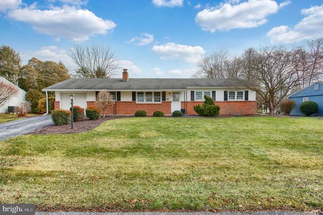 895 Emily Drive, MECHANICSBURG, PA 17055 (#PACB131306) :: The Heather Neidlinger Team With Berkshire Hathaway HomeServices Homesale Realty