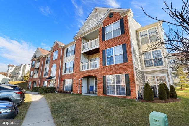2500 Coleridge Drive 22C, FREDERICK, MD 21702 (#MDFR276418) :: Crossman & Co. Real Estate