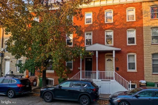 2314 Essex Street, BALTIMORE, MD 21224 (#MDBA536844) :: Certificate Homes
