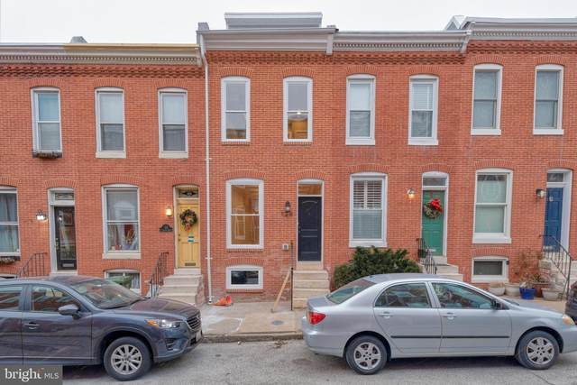 126 E Ostend Street, BALTIMORE, MD 21230 (#MDBA536846) :: The Dailey Group