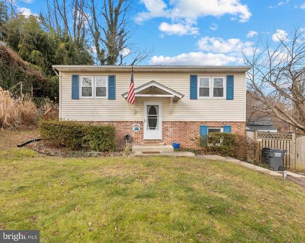3312 Burgess Road, CHESAPEAKE BEACH, MD 20732 (#MDCA180602) :: Crossroad Group of Long & Foster