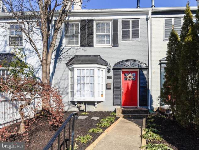 813 Green Street, ALEXANDRIA, VA 22314 (#VAAX255038) :: Tom & Cindy and Associates