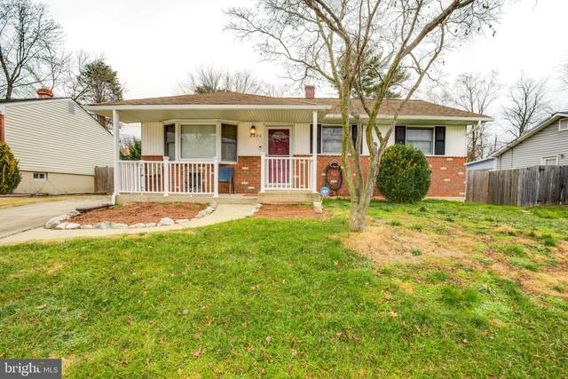 8080 Phirne Road E, GLEN BURNIE, MD 21061 (#MDAA456784) :: Advon Group