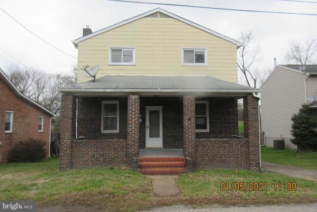 208 Hillendale Avenue, HALETHORPE, MD 21227 (#MDBC517462) :: Great Falls Great Homes