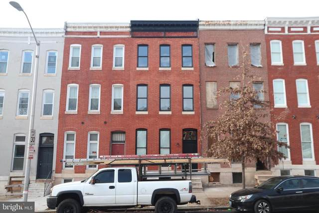 1530 N Broadway, BALTIMORE, MD 21213 (#MDBA536860) :: ExecuHome Realty