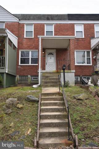 7463 Manchester Road, BALTIMORE, MD 21222 (#MDBC517464) :: ExecuHome Realty