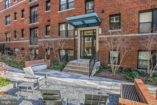 129 W Street NW #103, WASHINGTON, DC 20001 (#DCDC503778) :: Revol Real Estate