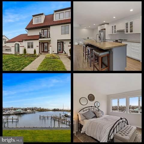 23-C Queen Victoria Way, CHESTER, MD 21619 (#MDQA146502) :: Colgan Real Estate
