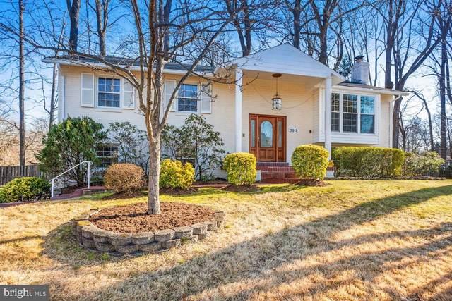 3911 Winterset Drive, ANNANDALE, VA 22003 (#VAFX1175948) :: Jennifer Mack Properties