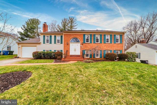7774 Turlock Road, SPRINGFIELD, VA 22153 (#VAFX1175952) :: SURE Sales Group