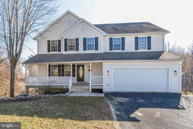 45 Aspen Woods Drive, SUNDERLAND, MD 20689 (#MDCA180606) :: Fairfax Realty of Tysons