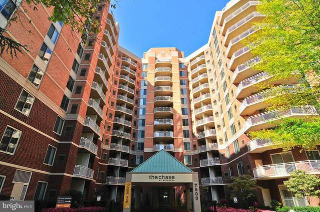 7500 Woodmont Avenue #1210, BETHESDA, MD 20814 (#MDMC740948) :: Jacobs & Co. Real Estate
