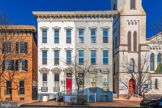 25 E Church Street, FREDERICK, MD 21701 (#MDFR276458) :: Charis Realty Group