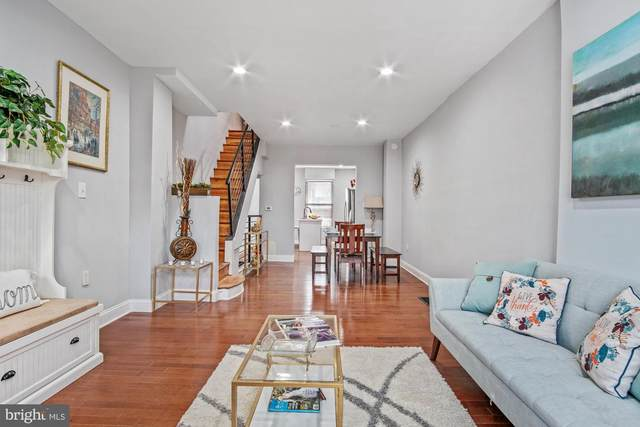 811 N Luzerne Avenue, BALTIMORE, MD 21205 (#MDBA536888) :: The Piano Home Group