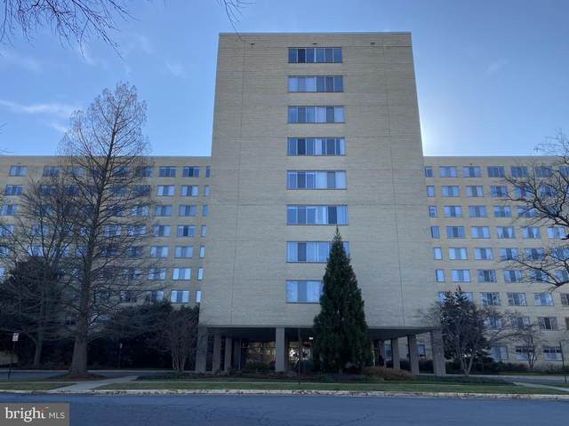 6641 Wakefield Drive #507, ALEXANDRIA, VA 22307 (#VAFX1175982) :: Arlington Realty, Inc.