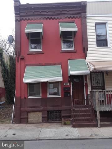 2318 N Van Pelt Street, PHILADELPHIA, PA 19132 (#PAPH978916) :: The Dailey Group