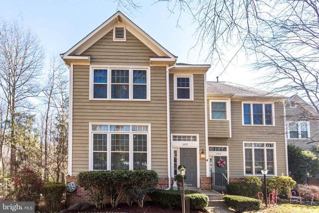 1257 Weatherstone Court, RESTON, VA 20194 (#VAFX1175992) :: Bruce & Tanya and Associates