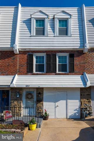 102 Ivy Court, UPPER DARBY, PA 19082 (#PADE537882) :: The Lux Living Group