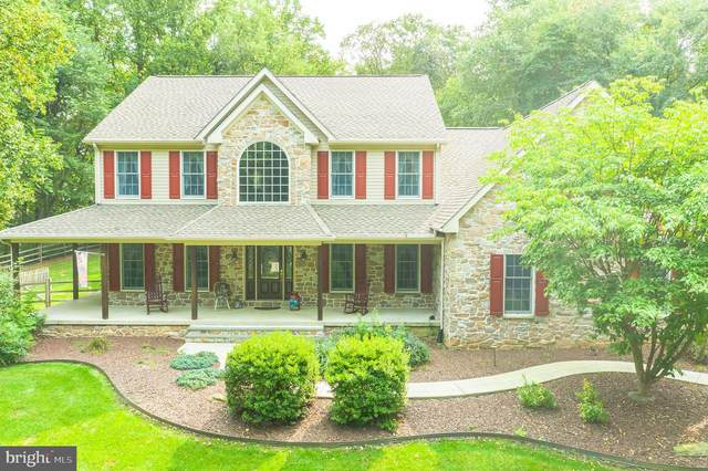 104 Leslie Lane, COATESVILLE, PA 19320 (#PACT527640) :: Bob Lucido Team of Keller Williams Integrity