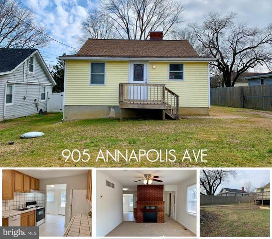 905 Annapolis Avenue, EDGEWATER, MD 21037 (#MDAA456826) :: The Redux Group
