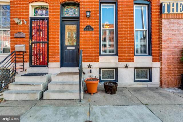 1631 S Charles Street, BALTIMORE, MD 21230 (#MDBA536904) :: The Dailey Group
