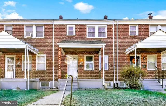 1805 E Belvedere Avenue, BALTIMORE, MD 21239 (#MDBA536912) :: The Redux Group