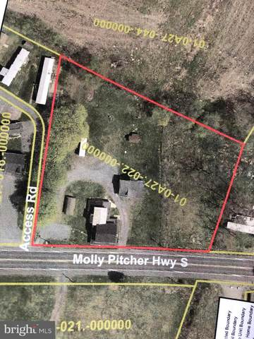 13884 Molly Pitcher Highway, GREENCASTLE, PA 17225 (#PAFL177540) :: Bruce & Tanya and Associates