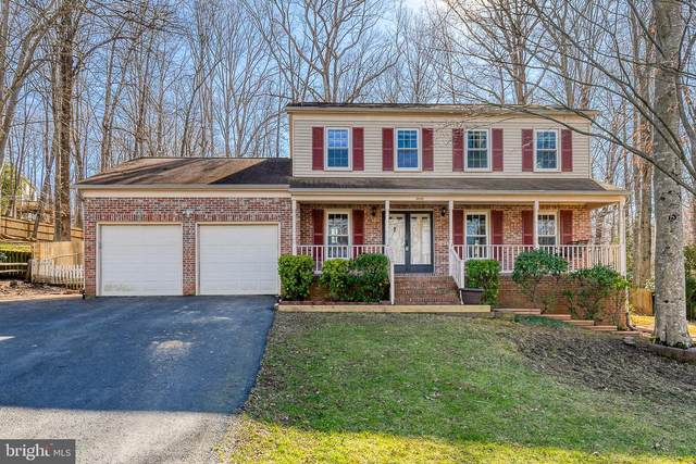 3009 Clippership Drive, STAFFORD, VA 22554 (#VAST228508) :: AJ Team Realty