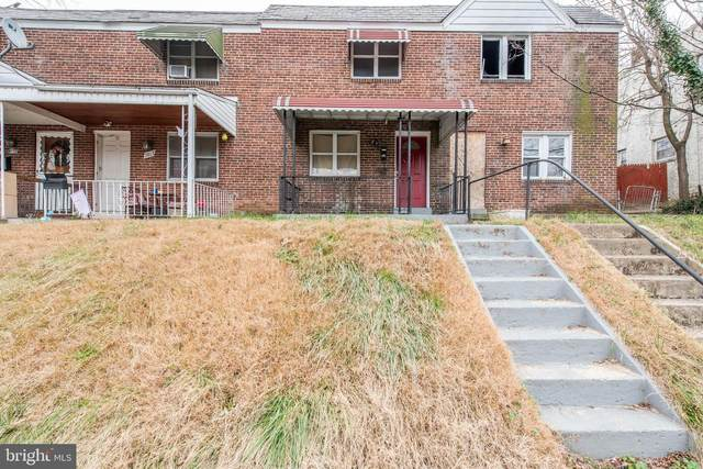 3815 8TH Street, BALTIMORE, MD 21225 (#MDBA536922) :: The Dailey Group