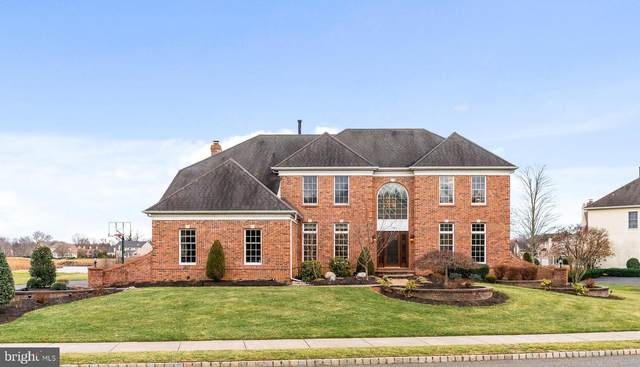 129 Country Club Drive, MOORESTOWN, NJ 08057 (#NJBL389708) :: Holloway Real Estate Group