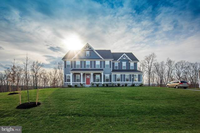 257 Kerchner Road, WALKERSVILLE, MD 21793 (#MDFR276480) :: The Dailey Group
