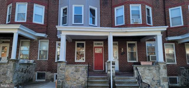 2505 W Lafayette Avenue, BALTIMORE, MD 21216 (#MDBA536936) :: The Mike Coleman Team