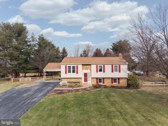 13788 Blythedale Drive, MOUNT AIRY, MD 21771 (#MDFR276488) :: Crossman & Co. Real Estate