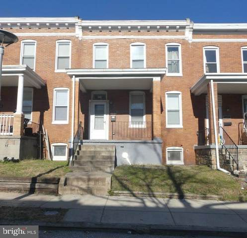 616 Melville Avenue, BALTIMORE, MD 21218 (#MDBA536938) :: SURE Sales Group
