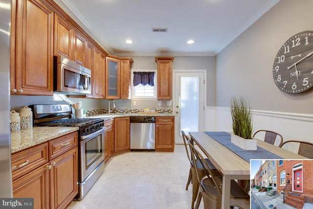 1327 Cooksie Street, BALTIMORE, MD 21230 (#MDBA536942) :: The Piano Home Group