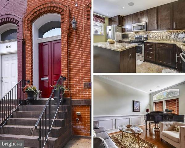 2202 N Calvert Street, BALTIMORE, MD 21218 (#MDBA536944) :: The Mike Coleman Team