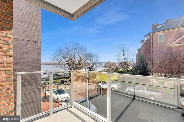 310 Strand Street Residence 101, ALEXANDRIA, VA 22314 (#VAAX255068) :: Gail Nyman Group