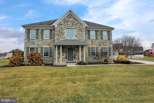 513 Jacob Lane, MECHANICSBURG, PA 17050 (#PACB131322) :: The Heather Neidlinger Team With Berkshire Hathaway HomeServices Homesale Realty