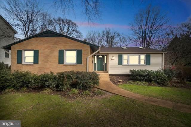 9022 Dellwood Drive, VIENNA, VA 22180 (#VAFX1176076) :: Pearson Smith Realty