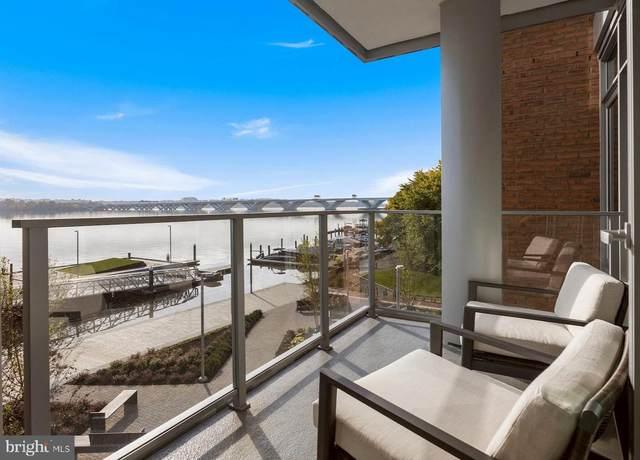 310 Strand Street Residence 305, ALEXANDRIA, VA 22314 (#VAAX255072) :: The Piano Home Group