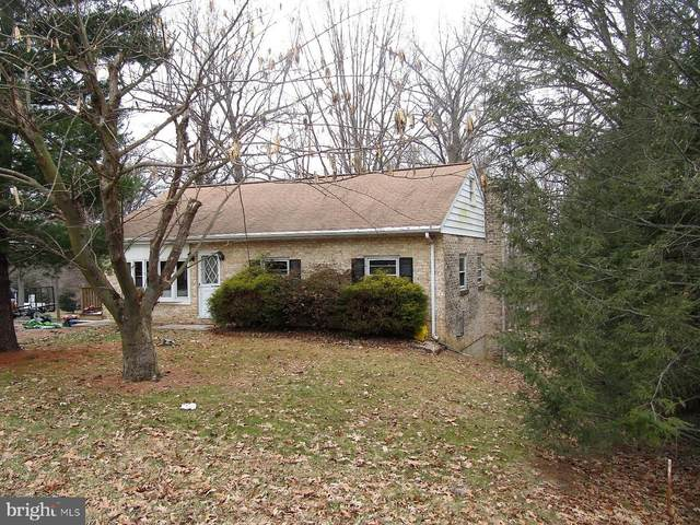 248 Fuhrman Mill Road, HANOVER, PA 17331 (#PAYK151522) :: Iron Valley Real Estate