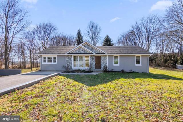 16221 Frederick Road, WOODBINE, MD 21797 (#MDHW289606) :: The Redux Group