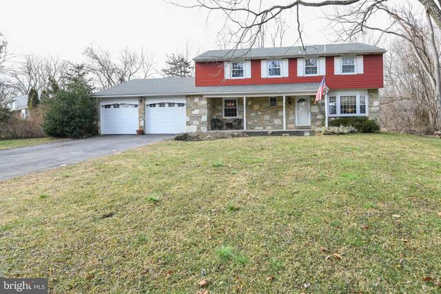 299 Cherry Blossom Drive, CHURCHVILLE, PA 18966 (#PABU518876) :: The Dailey Group