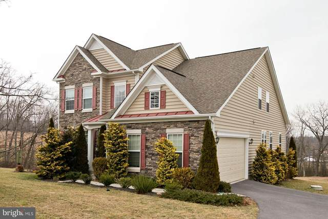 710 Masters Drive, CROSS JUNCTION, VA 22625 (#VAFV161766) :: Crossroad Group of Long & Foster