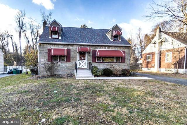 420 W Brookhaven Road, BROOKHAVEN, PA 19015 (#PADE537912) :: Bob Lucido Team of Keller Williams Integrity