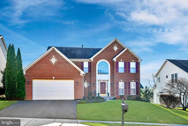 3907 Sweet Briar Lane, FREDERICK, MD 21704 (#MDFR276518) :: The Piano Home Group