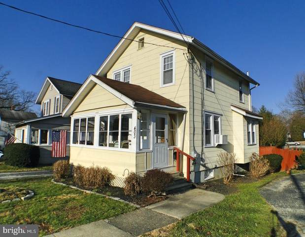 403 Johnson Avenue, RIDLEY PARK, PA 19078 (#PADE537916) :: The Dailey Group
