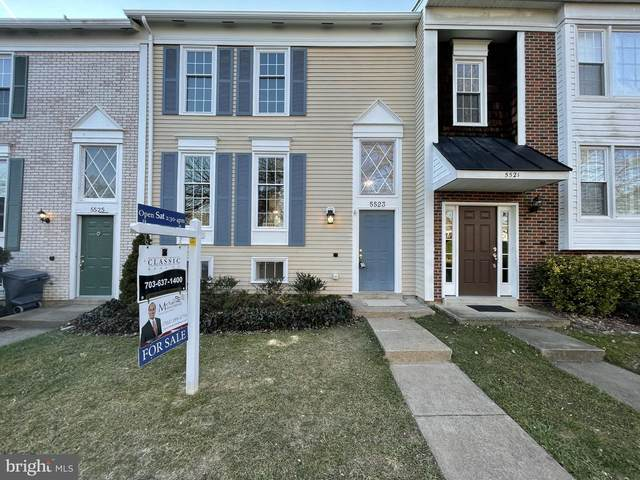 5523 Starboard Court, FAIRFAX, VA 22032 (#VAFX1176112) :: SURE Sales Group